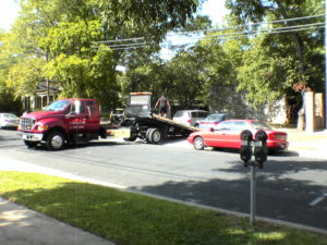 Texas towing laws
